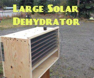 Солнечные Панели Для Нагрева Крупных Дегидратор