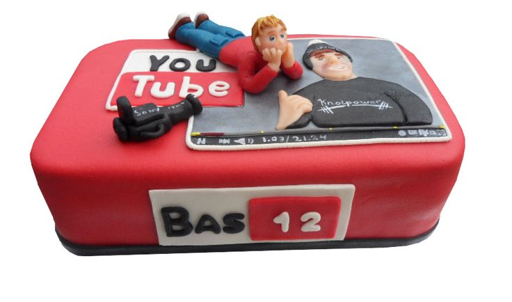 you tube - knolpower cake - Enzo Knol taart