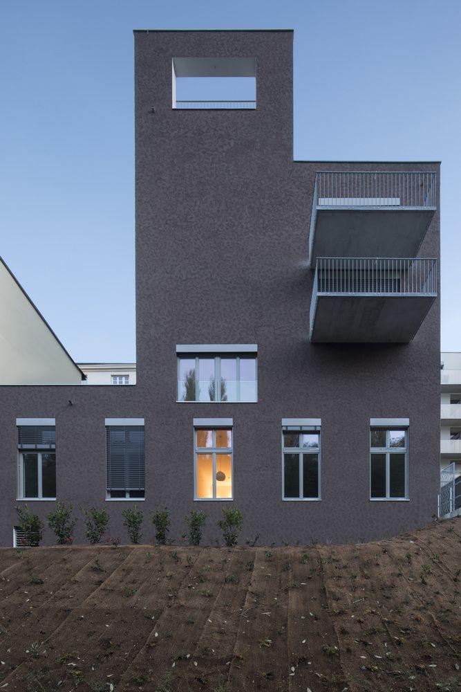Gallery of Apartment House Koněvova / A.LT Architekti - 5