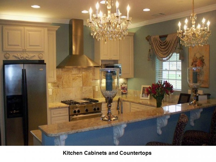 Granite counter-tops specialty lighting. Diamond One Construction Montgomery AL & 10 best Whole House Remodel images on Pinterest | Alabama House ... azcodes.com