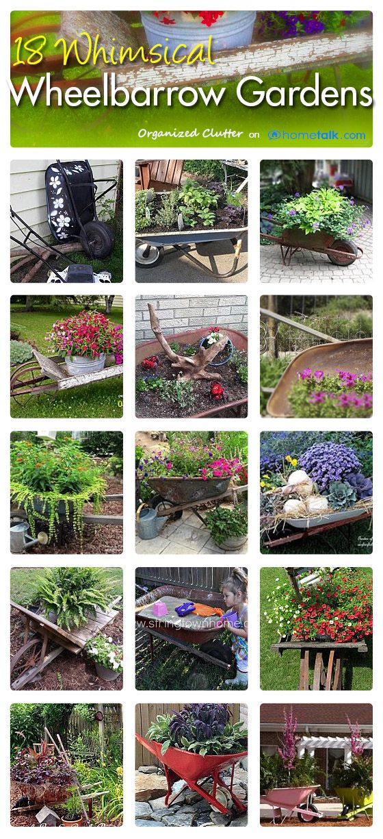 "Organized Clutter: New ""Wheelbarrow"" Clipboard on Hometalk"