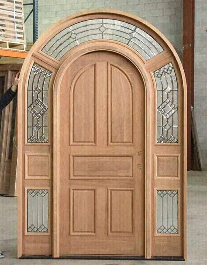 28+ Puertas de madera con arco inspirations