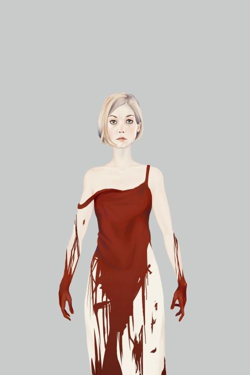 gone girl art - Google Search
