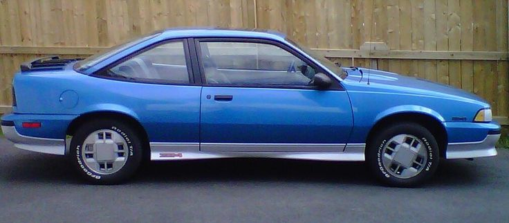 Very First Car 1989 Chevy Cavalier Z24 I Miss It Chevy