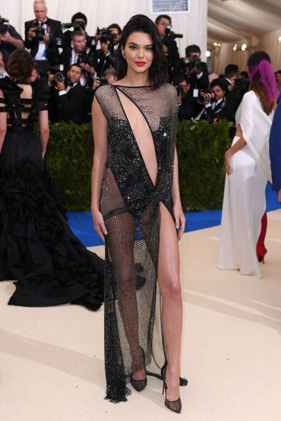 Kendall Jenner Met Gala 2017 Dresses | British Vogue