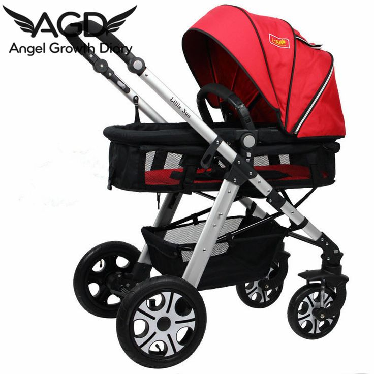 Find More Strollers Information about 2016 New Arrival Baby Stroller Little Sun Carriage Car Baby Four Round High Landscape Baby Stroller Bassinet Inflatable Wheel,High Quality baby resin,China baby teether Suppliers, Cheap wheels rc from Angel Growth Diary on Aliexpress.com