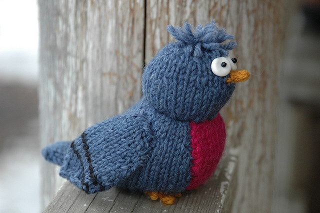Knitted Bird Pattern : The 24 best images about Alan dart on Pinterest Knitting and Knitting projects