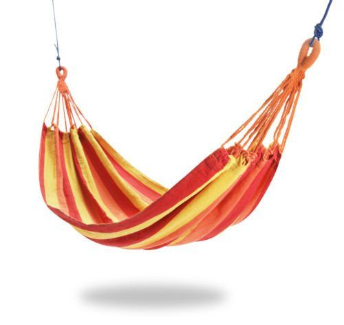 Hawaii Garden Hammock - Yellow & Orange Stripe. Visit us now and ENJOY 10% OFF + FREE SHIPPING on all orders