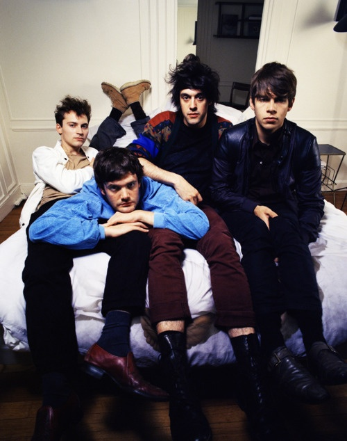 Klaxons are an English new rave indie rockband, based in London. Genres: Indie rock, post-punk revival, new rave, neo-psychedelia