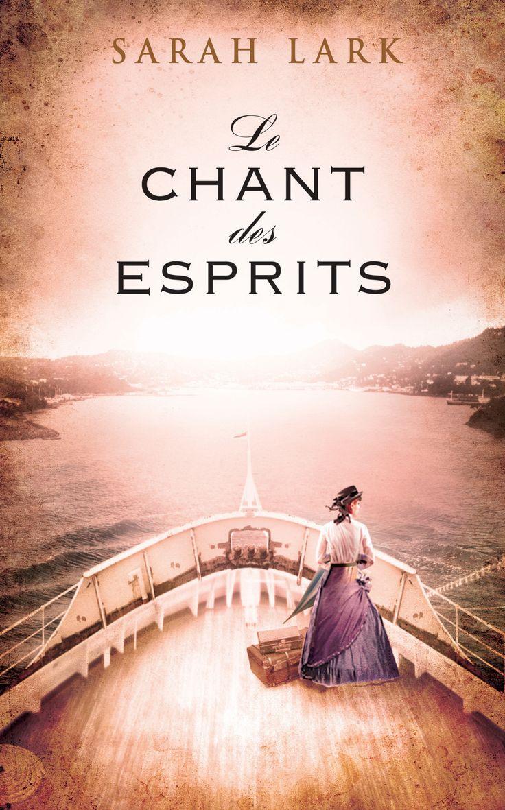 Le chant des Esprits - Sarah Lark #livre #Roman #littérature #book