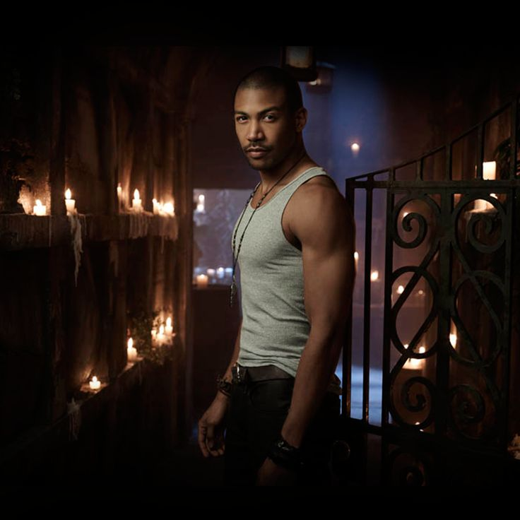 Charles Michael Davis Talks Family Secrets on The Originals via TV Line | The Originals Online