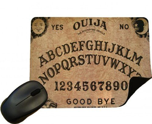 Eclipse Gift Ideas Ouija Board Mouse Mat - Set the scene ... https://www.amazon.co.uk/dp/B00IS5EBI6/ref=cm_sw_r_pi_dp_U_x_zFAkAbMH26RB4