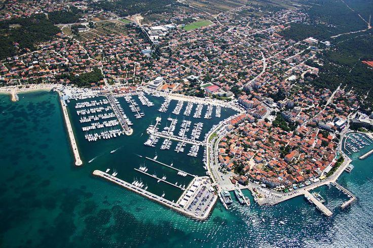 beautiful Biograd na moru, Croatia <3