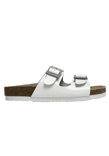 Skechers Granola - White