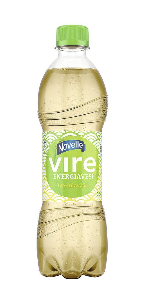 Novelle Vire -juomat sekä piristävät että virkistävät. Ne sopivat aikuiseen makuun ja tarjoavat päivään luonnollisempaa virettä.  Novelle Vire Tee-Inkivääri on vähäkalorinen, energiasisältö 19 kcal / 100 ml; tuote on makeutettu sokerilla, sen maku on pehmeän luonnollinen muttei liian makea.  Luontaista kofeiinia sisältävä teen ja inkiväärin makuinen juoma. Korkea kofeiinipitoisuus (16mg/100ml).