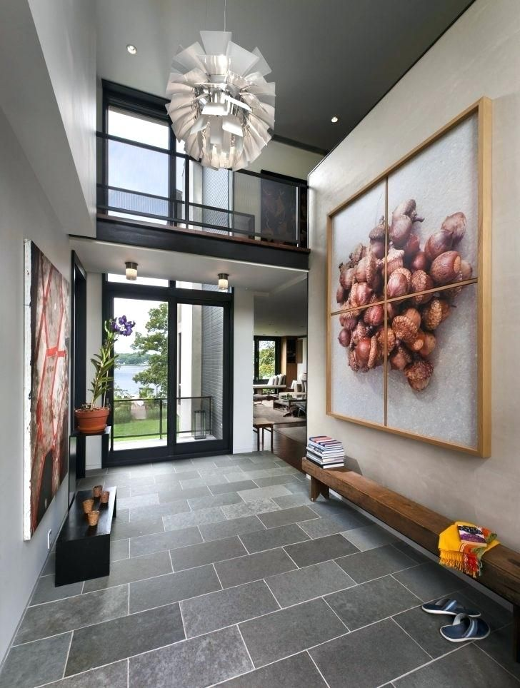 Contemporary Foyer Design Ideas With