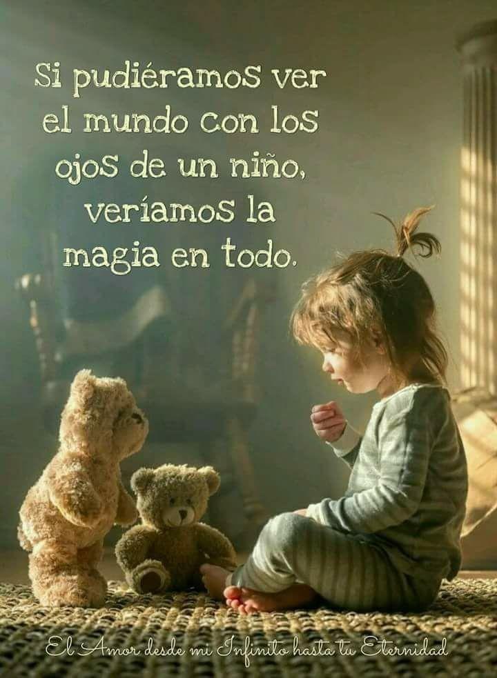 Pin De Itzel En Life Inspiration Thoughts Frases De Niños Frases Educativas Día Del Niño Frases