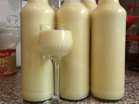 Jak vyrobit vařený vaječný likér   recept