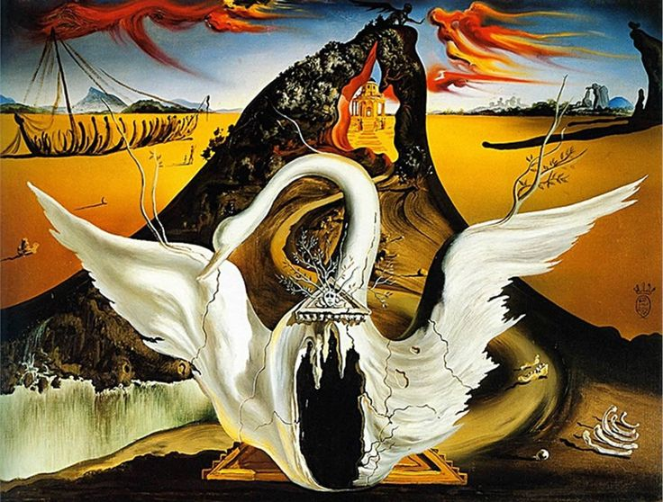 The Dream by Salvador Dali | Long lost Dalí theatrical backdrop returns to stage