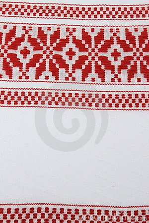 Romanian cloth