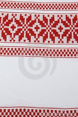 Romanian cloth