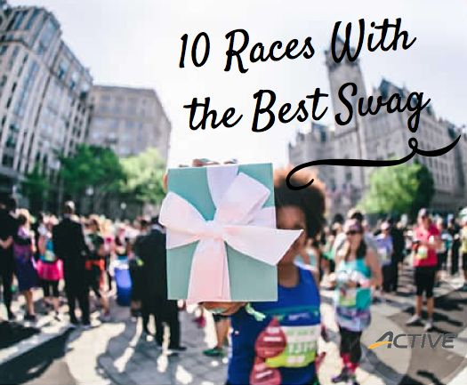 10 Races With the Best Swag