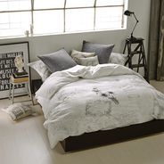 Seine Quilt Cover Set.  Get superb discounts up to 50% Off at Zanui using Coupon and Promo Codes.