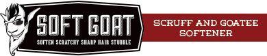 The Soft Goat | Scruff Softener | Goatee Softener | Best Beard Softener & Beard Conditioner