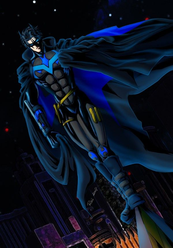 Dick grayson batman robin — pic 13