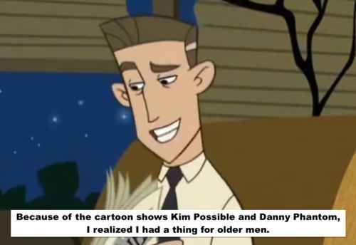 """The show's cast of characters helped awaken your sexual preferences. 
