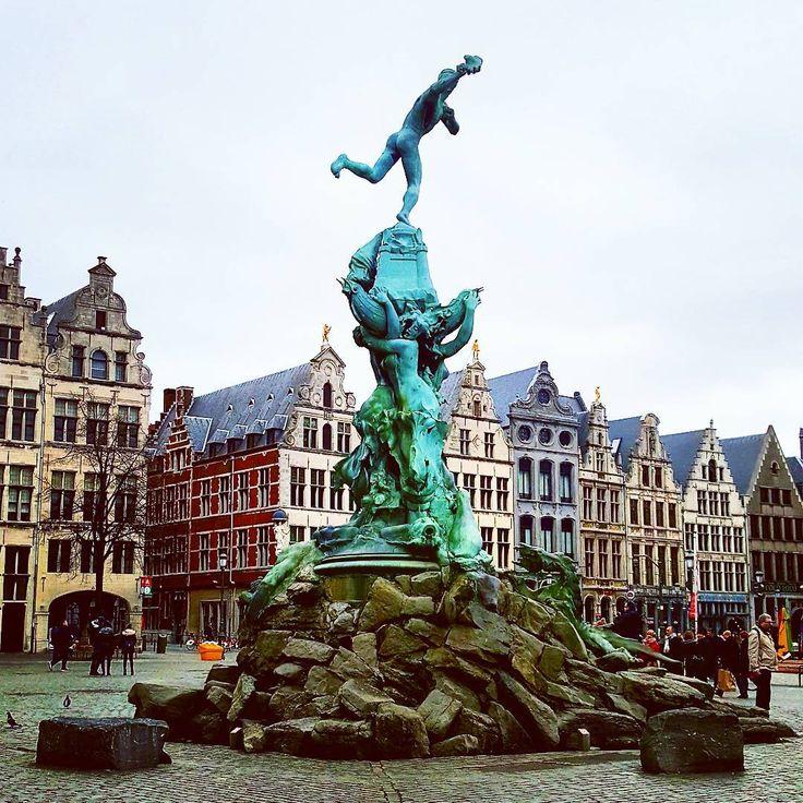 Antwerpen, Belgium.
