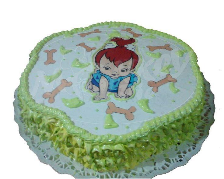 Torta Pebbles