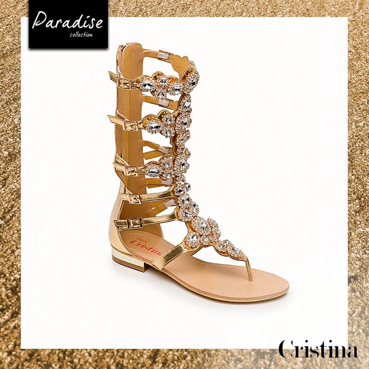 Paradise Collection | Cristina Shoes | Spring-summer 17