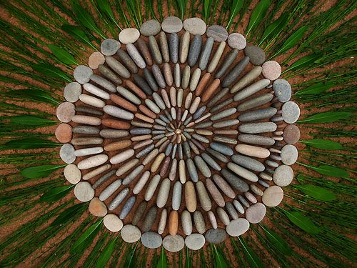 Land Art English | Creations in Nature