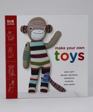 Make Your Own Toys on sale today!