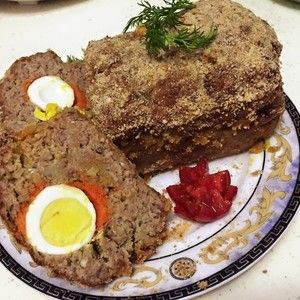 Мясной хлебец