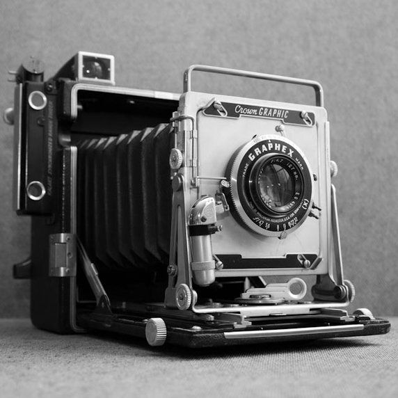 Old Camera, Speed Graphic