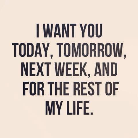 I Want You.