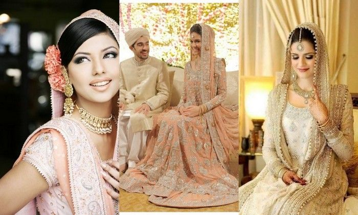 5 Things We Can Learn from Pakistani Brides !