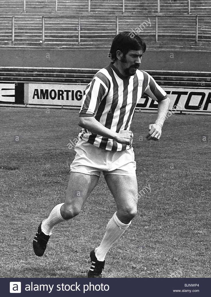 John Greig training before cup winners final