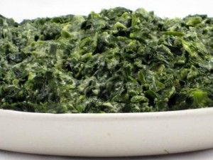 This is not your typical boring spinach recipe. With its rich, cheesy, striking flavor, it's no wonder everyone loves it. Look on the menu of both casual chicken restaurants and very high end steak houses and you'll find this popular side dis