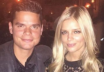 Sexy Canadian model Danielle Knudson is the new girlfriend of Canadian tennis Player Milos Raonic.