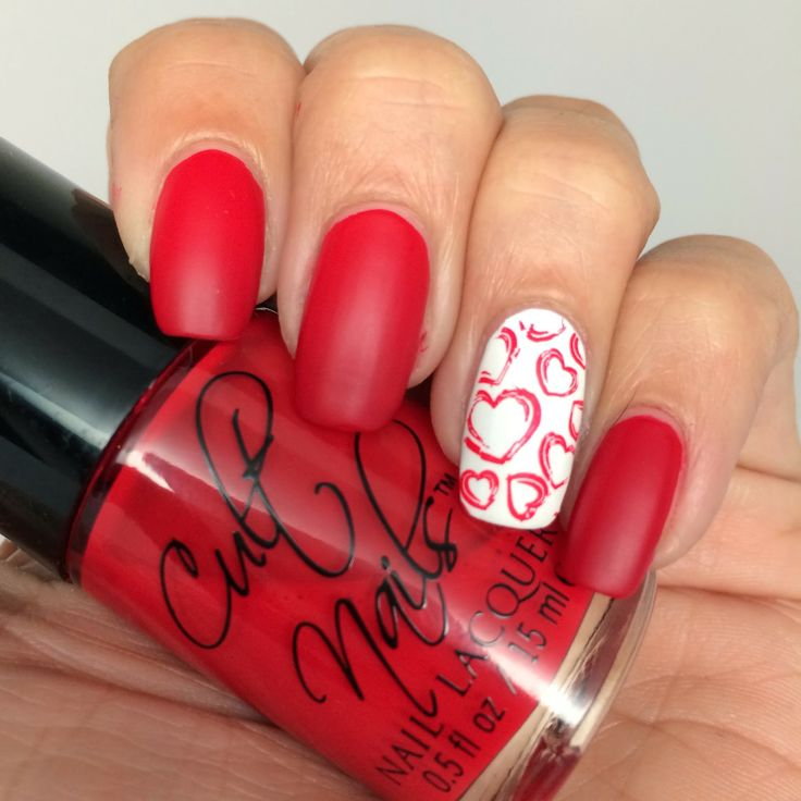 Cult Nails Blog - Valentine's Day Man