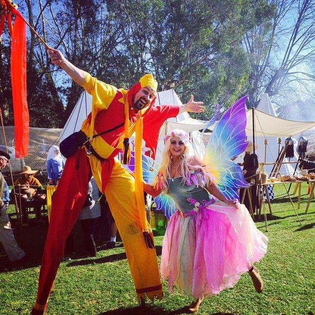 Winterfest time! ❄️❄️✨✨#sydneymedieval#sydneymedievalfair#winterfest#medievalfairy#jester#rainbows#magic#fairylife#fairyfun#australia#adelaidebusiness#sydney#travellingfairy