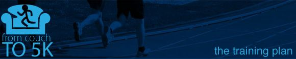 The Couch to 5k Training Plan