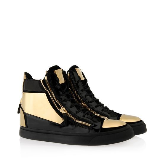 Sneakers - Sneakers Giuseppe Zanotti Design Men on Giuseppe Zanotti Design Online Store @@Melissa Nation@@ - Spring-Summer collection for men and women. Worldwide delivery.| RDU323 001
