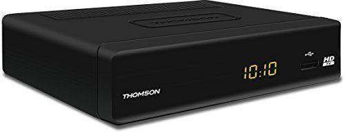 Thomson THT 504 + PLUS Tuner TNT: Price:33.21«Un décodeur TNT HD efficace et très facile à installer» Le Thomson THT504+ est un décodeur…