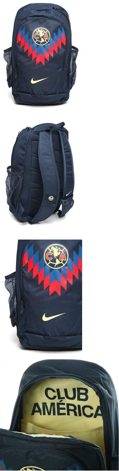 Other Football Clothing and Accs 74676: Club America Mochila 2017 Aguilas Backpack -> BUY IT NOW ONLY: $75 on eBay!