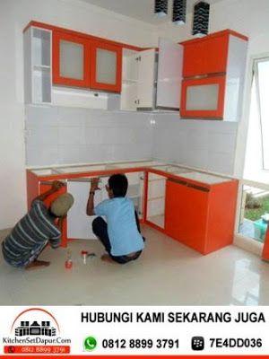 JASA PEMBUATAN KITCHEN SET BOGOR: Pembuatan Kitchen Set Bogor
