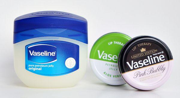 Half 'n Half: Beauty tips and tricks: Vaseline. www.thehalfnhalf.blogspot.nl
